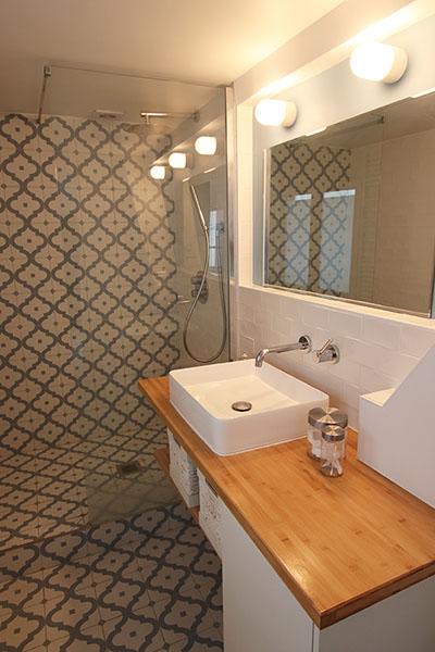 Rénovation salle de bain – Paris 3ème