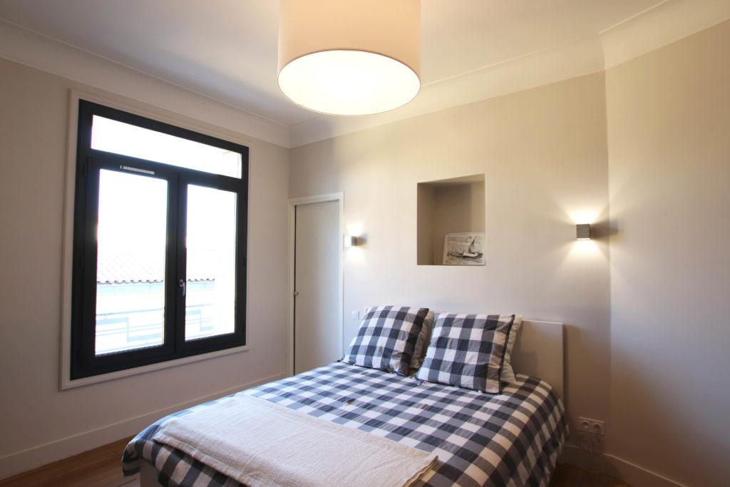 Sophie Pico - Appartement Arceaux Montpellier après travaux 1