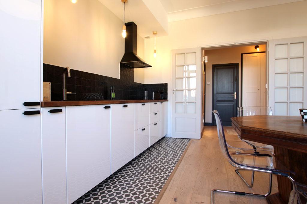 Sophie Pico - Appartement Arceaux Montpellier après travaux 4