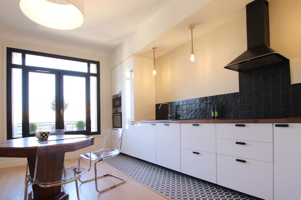Sophie Pico - Appartement Arceaux Montpellier après travaux 5