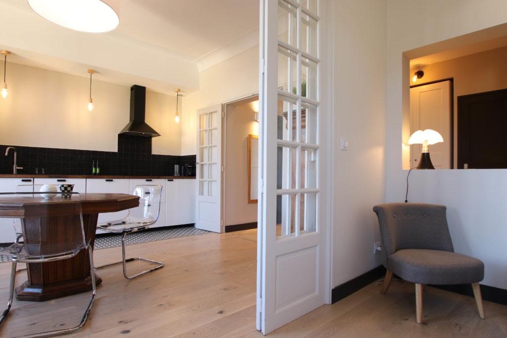 Sophie Pico - Appartement Arceaux Montpellier après travaux 6
