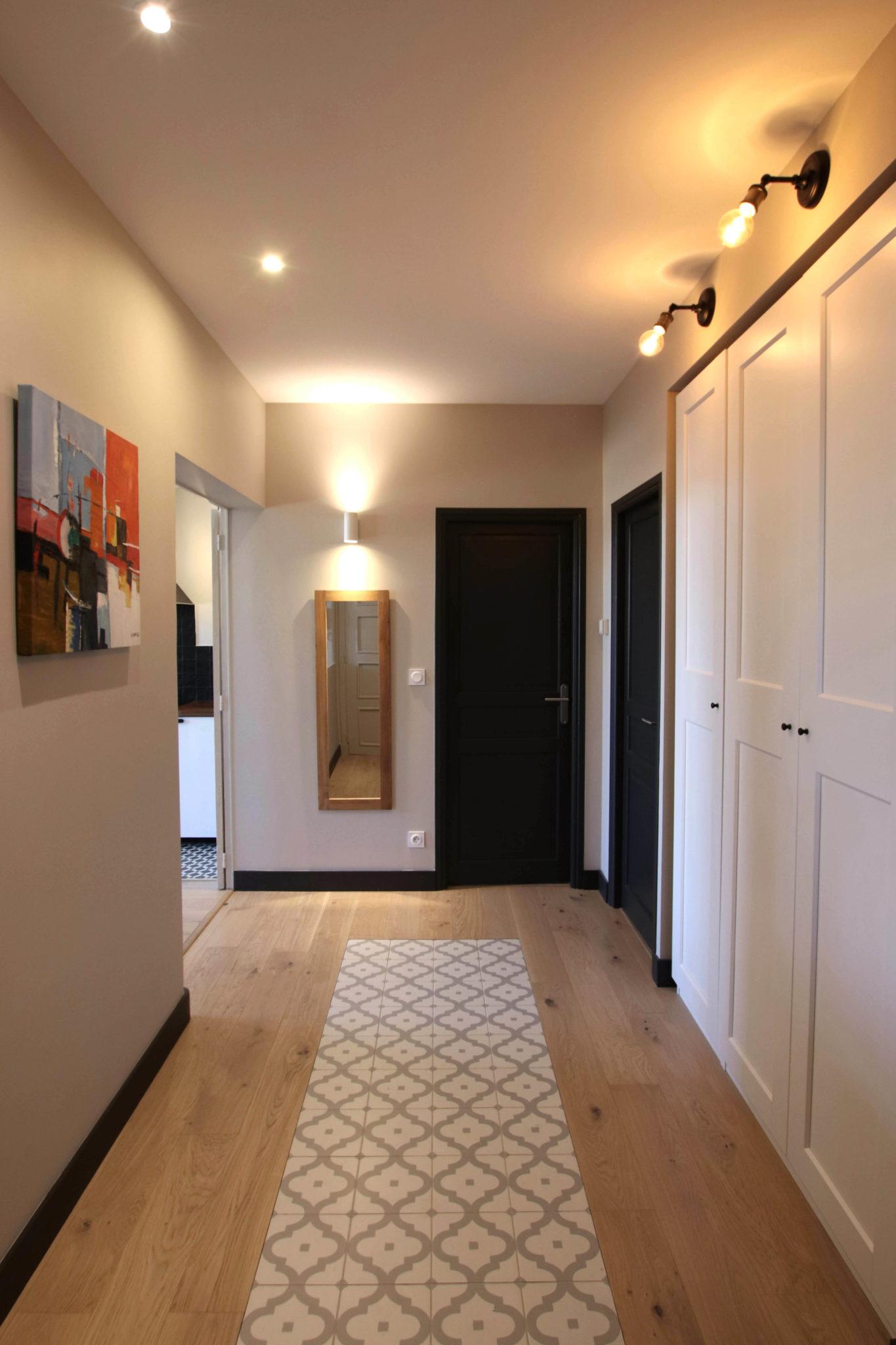 Sophie Pico - Appartement Arceaux Montpellier après travaux 9