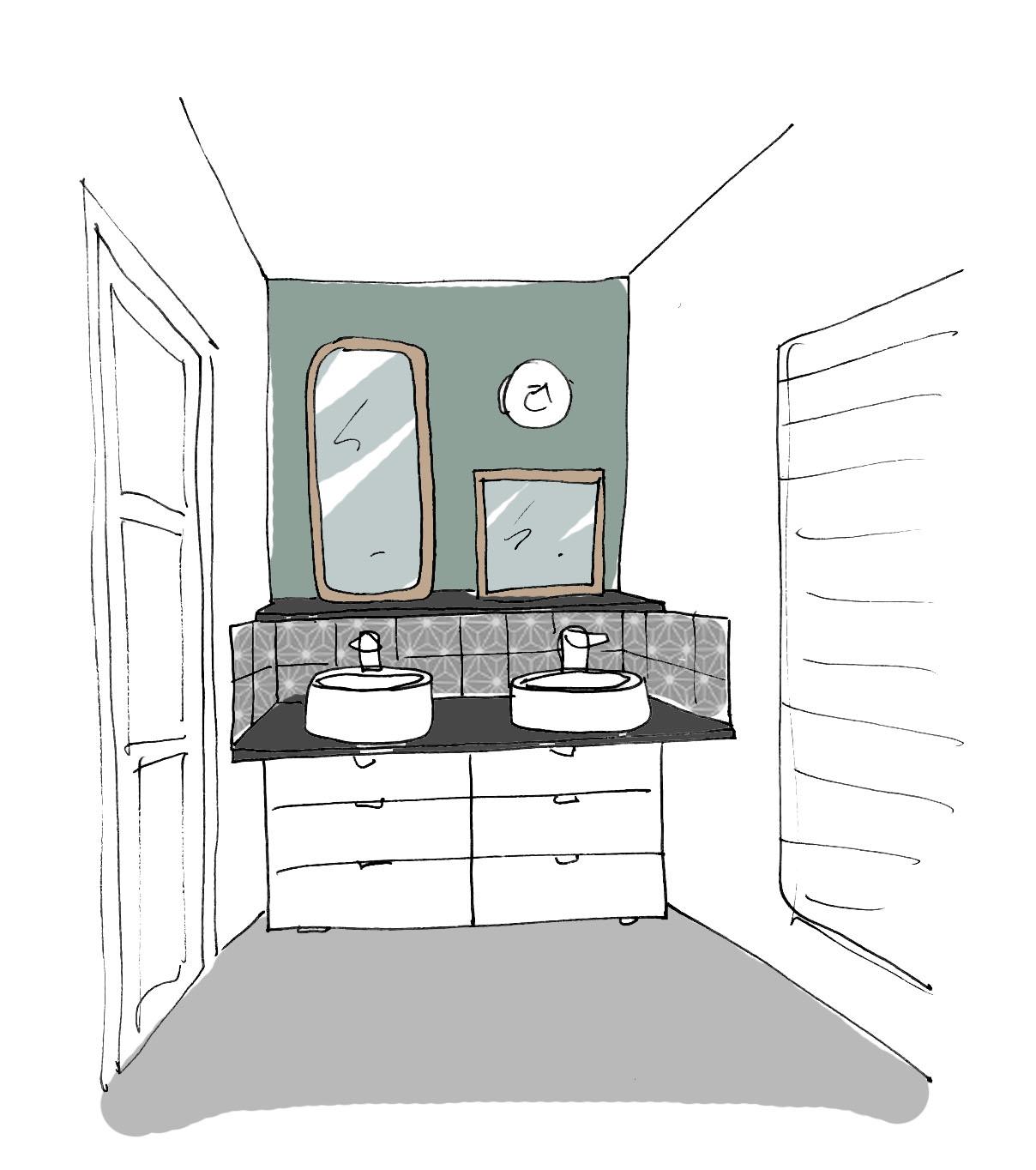 Appartement ancien – Paris 11ème – Sophie Pico