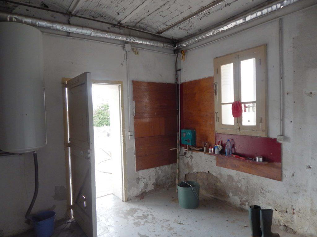 Sophie Pico - Maison de Ville Béziers avant travaux 5