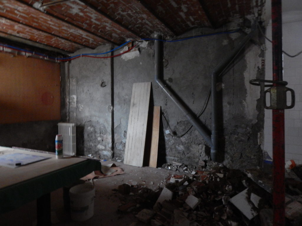Sophie Pico - Maison de Ville Béziers chantier 3