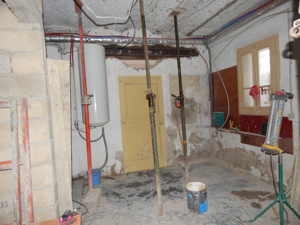 Sophie Pico - Maison de Ville Béziers chantier 4