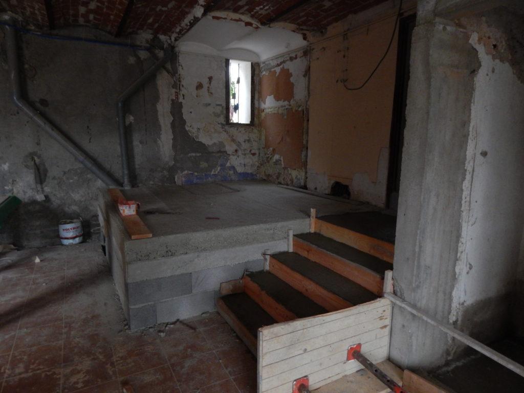 Sophie Pico - Maison de Ville Béziers chantier 7