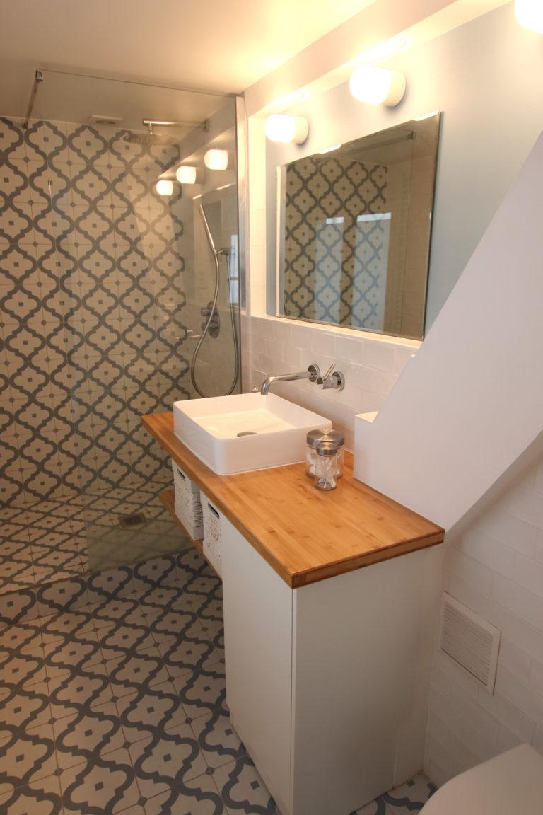 Salle de bains | Paris