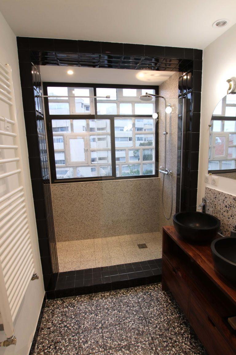 sophie-pico-architecte-interieur-decoration-chambre-renovation-montpellier-salle-de-bain-arche-terrazzo